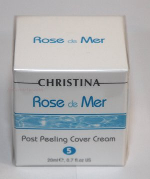 Christina Rose de Mer Post Peeling Cover Cream Кристина